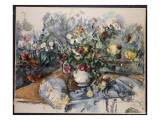 A Large Bouquet of Flowers  C1892-95