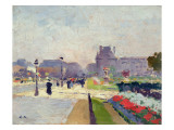 Avenue Paul Deroulede  Tuileries  Paris