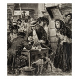 An Eighteenth Century Pawnbroker and His Customers
