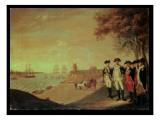 Washington and Generals at Yorktown