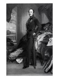 Prince Albert  after the Painting of 1859