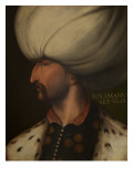 Portrait of Suleiman the Magnificent