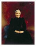 Madame Bonnat  the Artist's Mother  1893