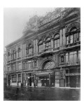 The Criterion Restaurant and Theatre  1902