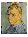 Self Portrait Without Beard  1889