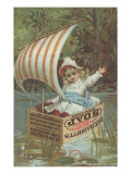 Advertisement for Babbitt&#39;s Best Soap  C1880