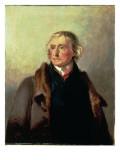 Portrait of Thomas Jefferson  1856