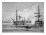The Attack on Sullivan's Island  June 28th 1776
