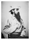 Portrait of Major General William Mahone
