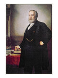 President Benjamin Harrison