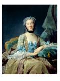 Madame De Sorquainville  1749