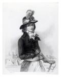 Louis Antoine De Saint-Just  Engraved by Bosselman