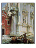 Church of San Stae  Venice  1913