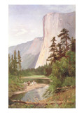 El Capitan  Yosemite Valley