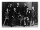 Wilhelm Liebknecht and His Family