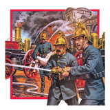 The London Metropolltan Fire Brigade