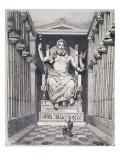Statue of Olympian Zeus by Pheidias