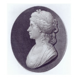 Angelica Kauffman  Engraved by JF Bause