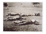 Dead on the Field of Gettysburg  July 1863