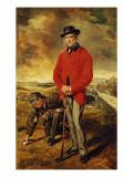 Portrait of John Whyte Melville  1874