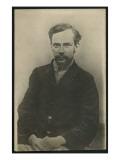 Portrait of Fyodor Mikhaylovich Dostoievsky
