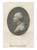 Charles Louis De Secondat  Baron De Montesquieu