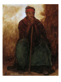 Dinah  the Black Servant  1866-69