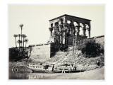 Kiosk of Trajan  Philae  Egypt  1858