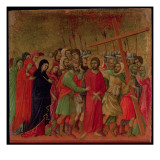 Maesta: the Road to Calvary  1308-11