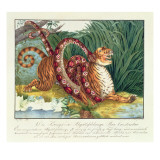 The Tiger and the Boa Constrictor  1835