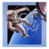 Space-Walk  from 'Famous Firsts'