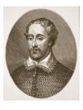 Edmund Spenser  from an Engraving by G Vertue