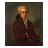 Portrait of Wolfgang Amadeus Mozart