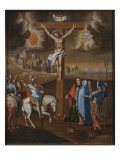 Crucifixion  the Lance of the Centurion