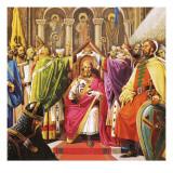 The Coronation of William the Conqueror