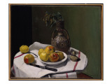 Apples and a Moroccan Vase  1914