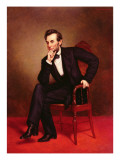 Portrait of Abraham Lincoln
