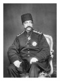Naser Al-Din Shah Qajar of Persia