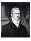 James Monroe  Engraved by Thomas Gimbrede