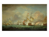 Battle of Trafalgar  21st Oct 1805