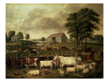 A Pennsylvania Country Fair  1824