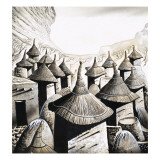 Primitive Homes: the Roof Tops of the Banani
