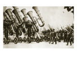 Monster Ear Trumpets for Air Defence