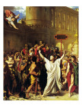 The Martyrdom of St Symphorian  1834