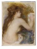 Rear View of a Nude Woman  C1879