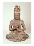 Seated Figure of Dainichi Nyorai