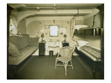 Cabin Aboard the Rms Samaria