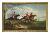 The Squire' with the Quorn  1827