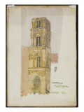 Campanile Martorana  Palermo  1891