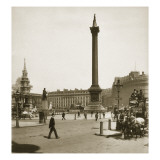 Trafalgar Square  London  11th May 1893
